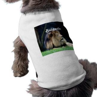 Bulgarien-Löwe Shirt