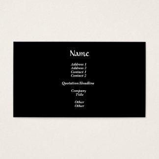 Bullaugen-Entwurf Visitenkarte