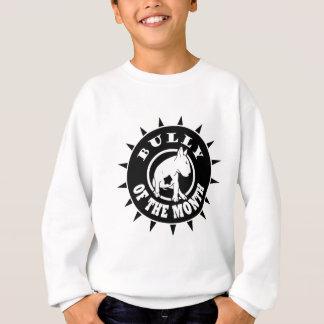 Bullterrier des Monats (Spitzen) Sweatshirt