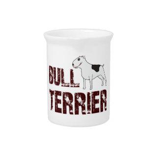 Bullterrier Krug