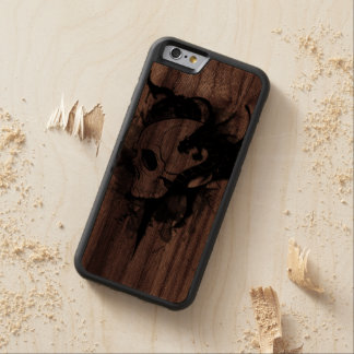 BUMPER iPhone 6 HÜLLE WALNUSS