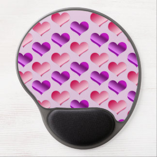 Bündel Herzen Gel Mousepad