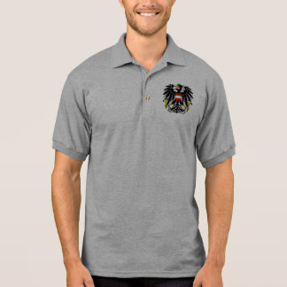 Bundesadler, Österreich Polo Shirt