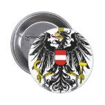 Bundesadler Österreich Runder Button 5,1 Cm