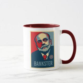 Bundesstaatliche Tasse Reserve-Stuhl-Bens Bernanke