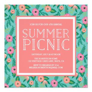 Picknick Einladungen | Zazzle.at