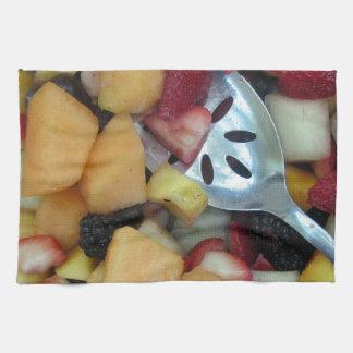 Bunte Frucht-Zusammenstellung Handtuch