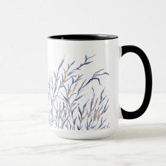 Bunte Schilfe Tasse