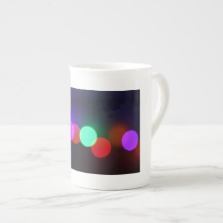 Bunte Tasse Porzellan-Tasse