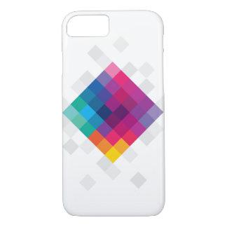 Buntes Polygon iPhone 7, kaum dort iPhone 7 Hülle