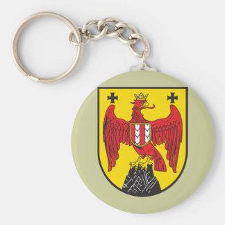 Burgenland, Österreich Standard Runder Schlüsselanhänger
