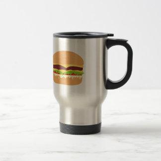 Burger Edelstahl Thermotasse