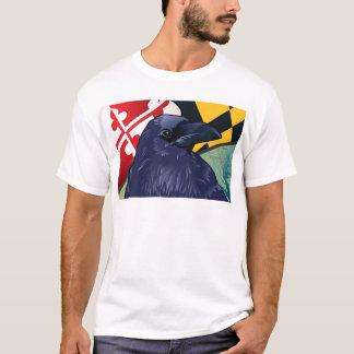Bürger-Rabe, Maryland nie wieder T-Shirt