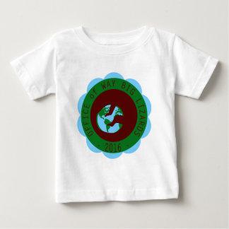 Büro der Weisen-großen Eidechsen Baby T-shirt