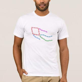 Büroklammer-Drachen T-Shirt
