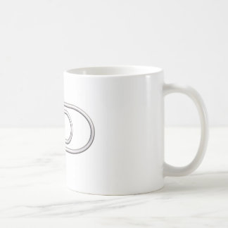 Büroklammer Kaffeetasse