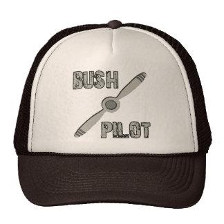 Bush-Pilot Netzmütze