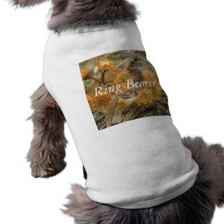 Bush-Schönheit Ärmelfreies Hunde-Shirt