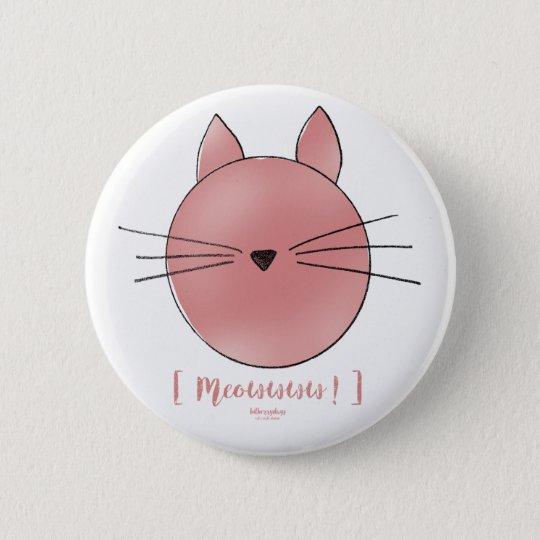 Button Calisto the Cat