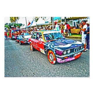 Bwadjakphotographie von Martinique Fotografische Drucke