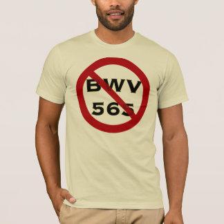 BWV565 verbotener T - Shirt