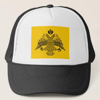Byzantinisches Reich-Flaggen-T - Shirts Truckerkappe