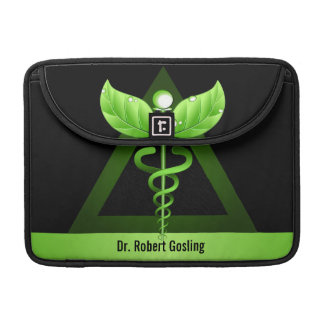 Caduceus-Alternativmedizin Macbook Prohülsen MacBook Pro Sleeve