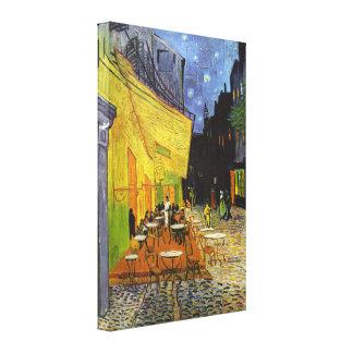 Café-Terrasse nachts durch Van Gogh Gespannte Galerie Drucke