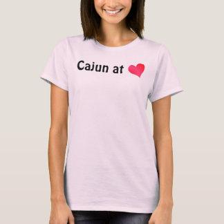 Cajun am Herzen T-Shirt