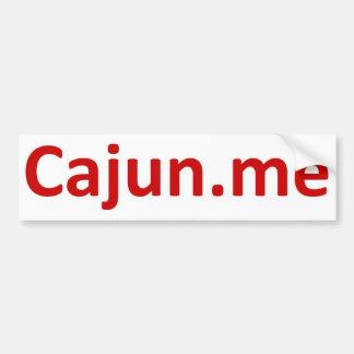 Cajun Autoaufkleber