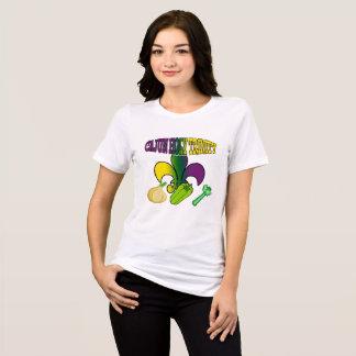 Cajun heilige Dreiheits-T - Shirt