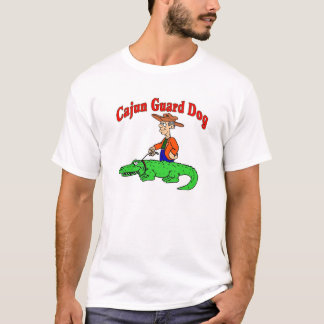 Cajun Schutz-Hund T-Shirt