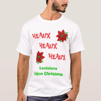 CAJUN WEIHNACHTEN T-Shirt