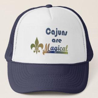 Cajuns sind magischer Spaß Cajun Truckerkappe