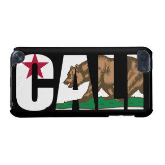 Cali Kalifornien Flagge iPod Touch 5G Hülle