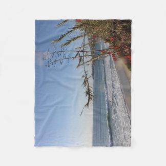 Cali Strand-Decke Fleecedecke