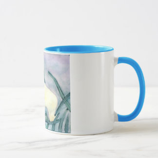 Calla Lilly Watercolor-Tasse Tasse