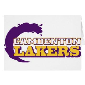 Camdenton Lakers (Ozark Konferenz) Karte