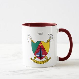 Cameroon-Emblem Tasse