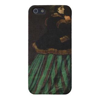 Camille oder die Frau mit einem grünen Kleid Schutzhülle Fürs iPhone 5