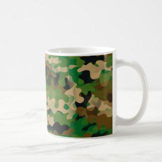 Camoflag-Ähnliche Kaffee-Tasse Kaffeetasse