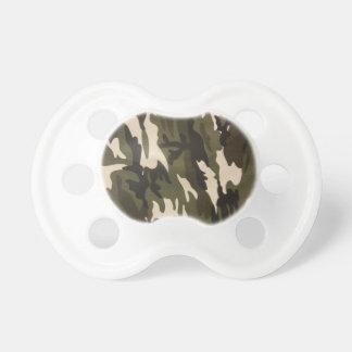 Camouflage-Druck Baby Schnuller