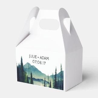 Campings-Hochzeits-Gastgeschenk Hochzeits-Kästen Geschenkschachtel