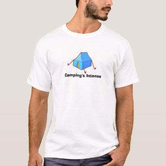 Campings intensiv T-Shirt