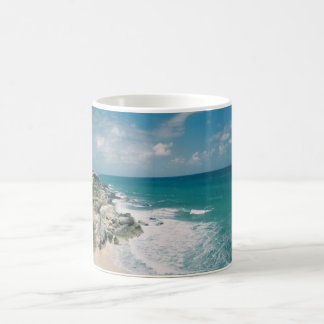 Cancun-Küste Kaffeetasse