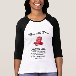 """""""Cannedberry"""" Soße T-Shirt"""
