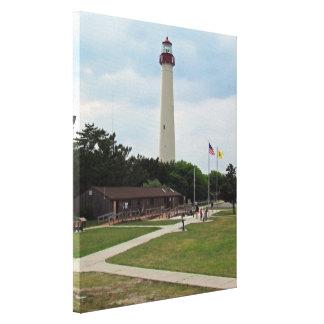 Cape May Leuchtturm Leinwanddruck