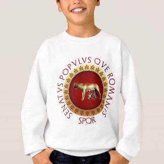 Capitoline Wolf Sweatshirt