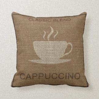 Cappuccino-Kissen Kissen