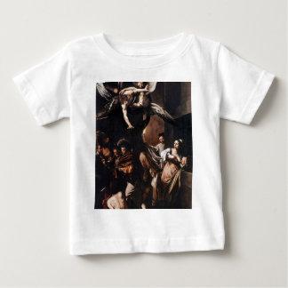 Caravaggio - die sieben Arbeiten der Baby T-shirt